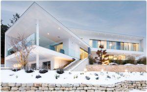Haus mit smarter Technik, SmartHome